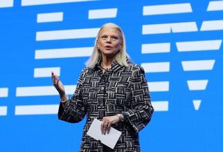 Directorul IBM, Ginni Rometty