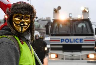 Acoperirea feței a devenit o infracțiune în Franța
