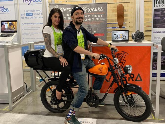 Andrei Botescu cu Xmera la CES 2019