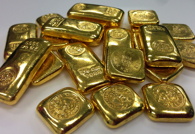 Se măresc rezervele de aur