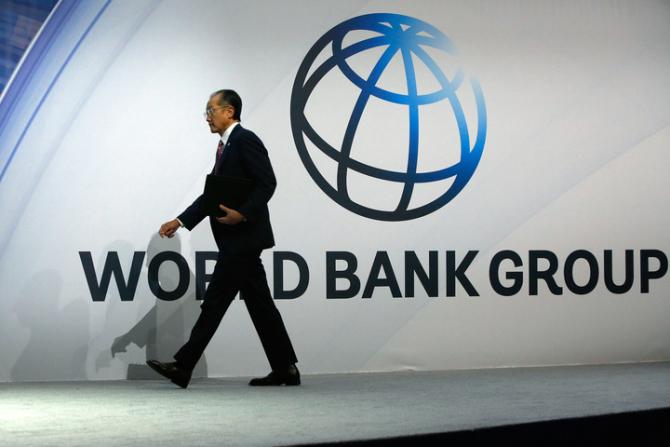 Jim Yong Kim, fostul șef al Băncii Mondiale