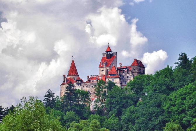 Castelul Bran a avut peste un milion de vizitatori