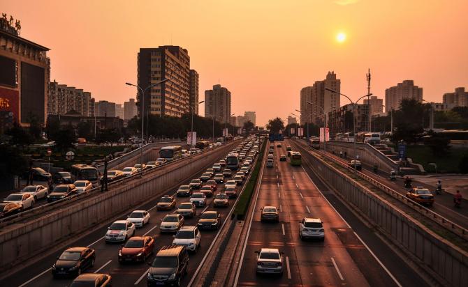 Piata auto din China, va creste usor