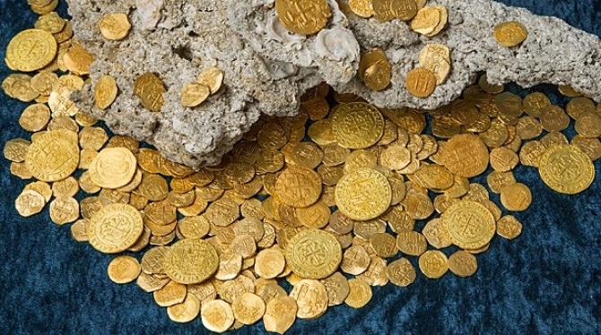Căutător de comori, dat în judecată de Biserica Scoției