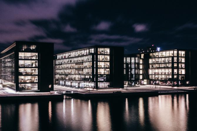 Copenhaga își mărește suprafața
