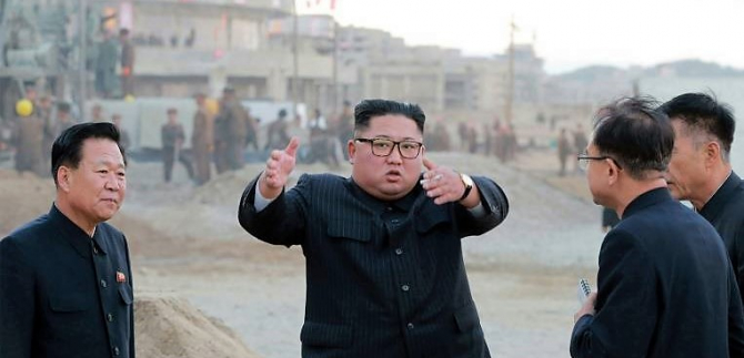 Kim Jong Un a dat personal indicații