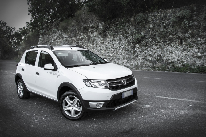 Dacia se consolidează pe piața franceză