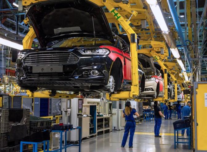 Modelul Ford Puma se va produce din acest an la fabrica din Craiova
