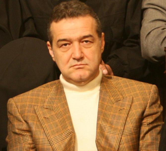 Gigi Becali a preluat pachetul majoritar de actiuni la FCSB