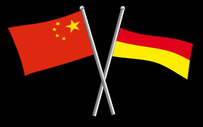 Tensiunile comerciale chino-germane sunt în creștere