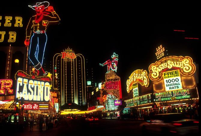 Las Vegas, capitala cazinourilor