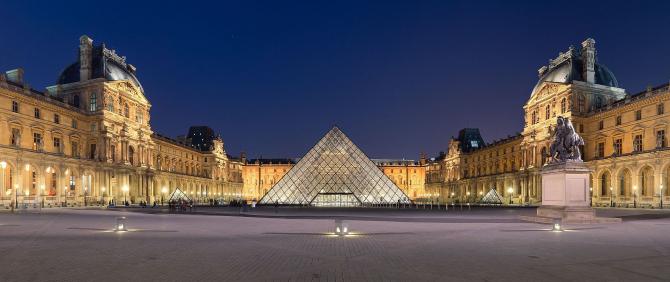Muzeul Louvre a raportat peste 10 milioane de vizitatori în 2018