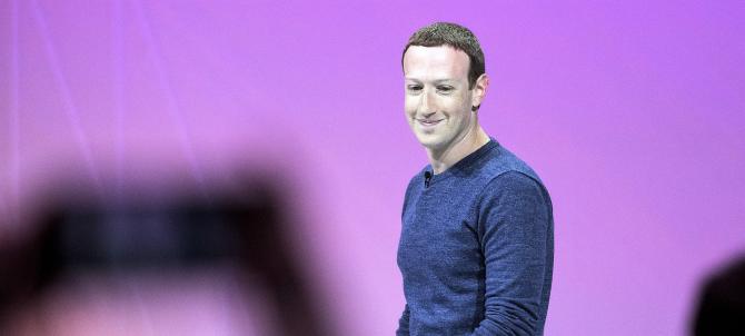 Fondatorul Facebook are alte planuri