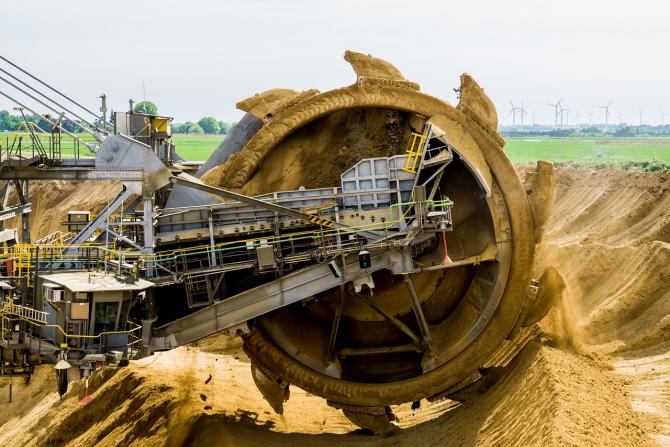 Minerilor li s-a cerut să întrerupă greva