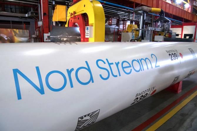 Gazoductul Nord Stream 2