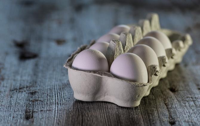 Nu se ştie dacă vreun ou din locul contaminat a fost pus în vânzare