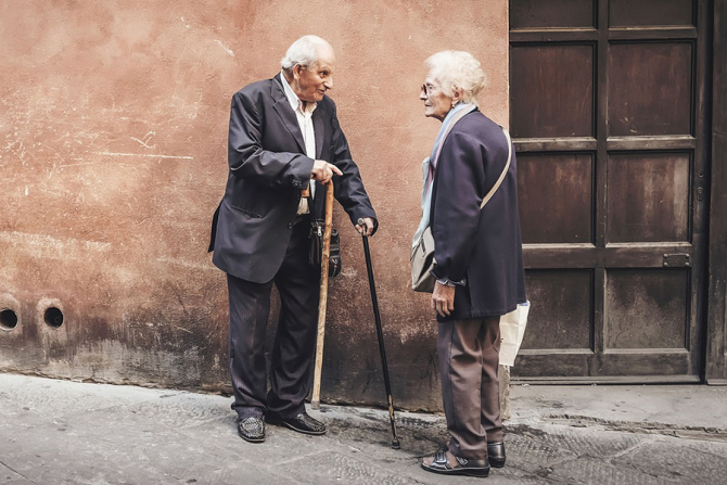 Romania are un număr record de pensionari