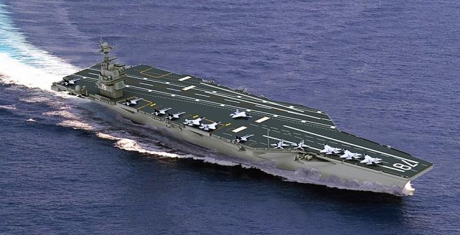 Reparațiile au crescut costurile navei