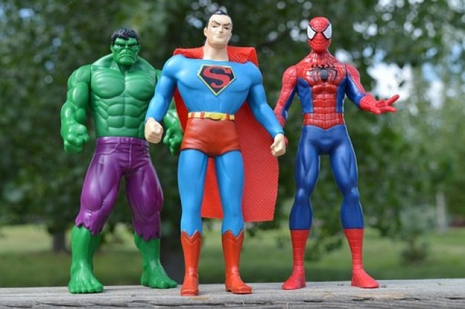 Super-eroii fac bani mulți pentru Disney