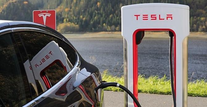 Tesla vine in Romania