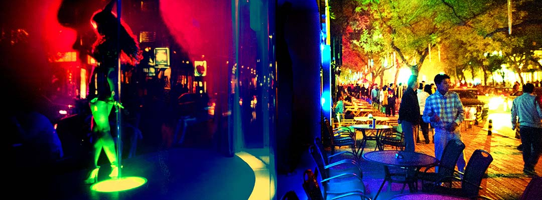 Viață de noapte, Shanghai, Chia