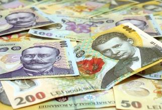 BNR: Leul s-a apreciat luni în raport cu euro
