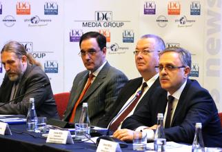 """Fundaţia Institutul de Studii Financiare şi trustul de presă DC Media Group au organizat conferinţa """"Quo Vadis piața de asigurări în 2019!"""""""