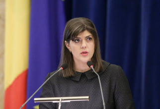 Laura Codruţa Kövesi: Este un moment istoric pentru UE
