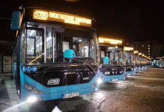 Societatea de Transport Bucureşti (STB)