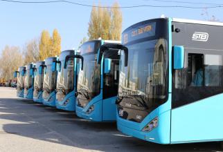 Bucureştiul ocupă locul 2 din 14 într-un clasament european pe segmentul transportului public
