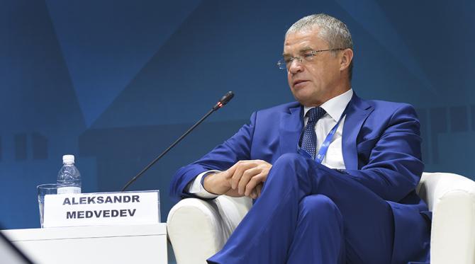 Alexander Medvedev