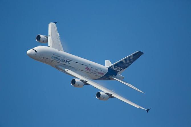 Tot mai puține comenzi pentru gigantul A380