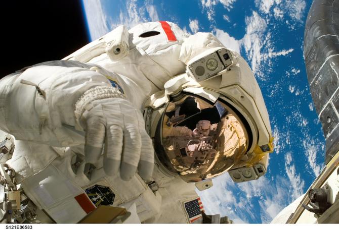 Astronautele nu au mai decolat