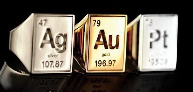Metalele prețioase au luat-o la galop