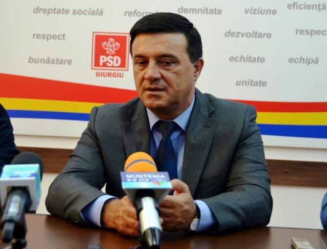 Niculae Bădălău îl susține pe Cristian Marciu pentru Transporturi