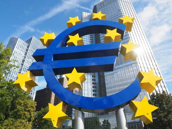 Banca Centrala Europeana, Frankfurt