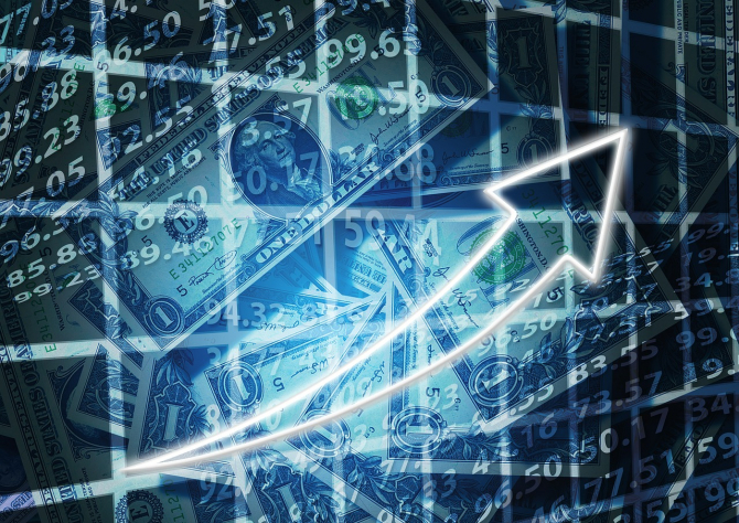 Bursa a închis pe creștere
