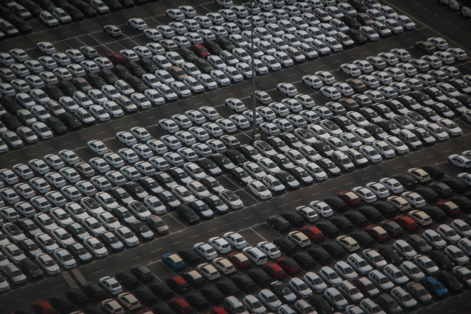 Înmatriculările de mașini second hand rămân mai numeroase decât cele de mașini noi