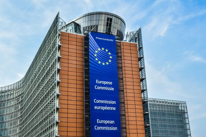 Sediul Comisiei Europene de la Bruxelles
