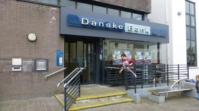 Sucursala a Danske Bank