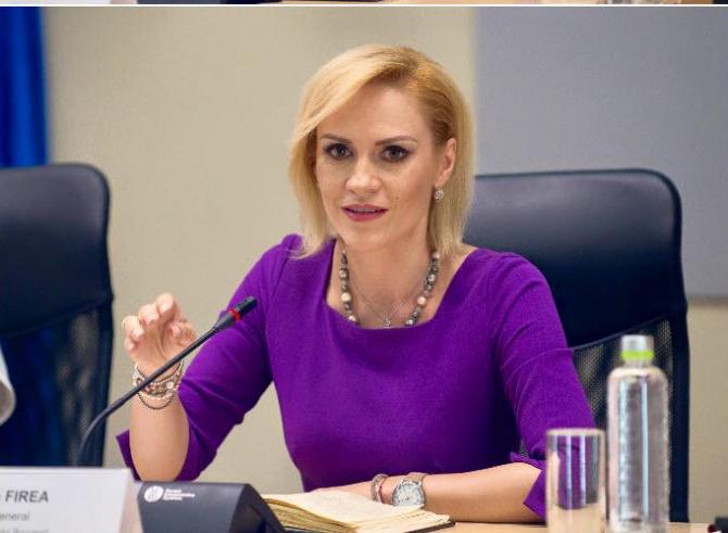 Gabriela Firea, primarul Capitalei