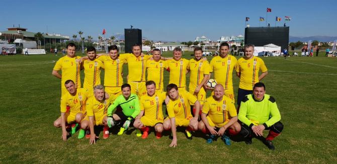 Echipa de fotbal a Camerei Deputaților
