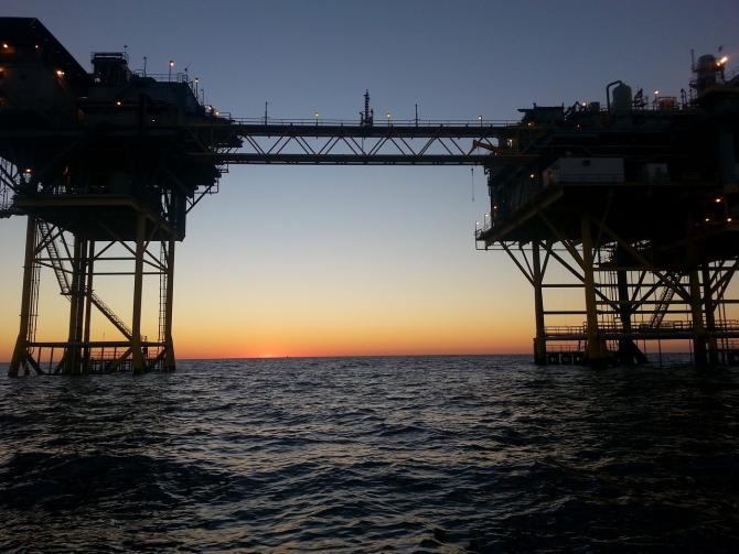Producția estimată este de 1 miliard de metri cubi de gaze anual