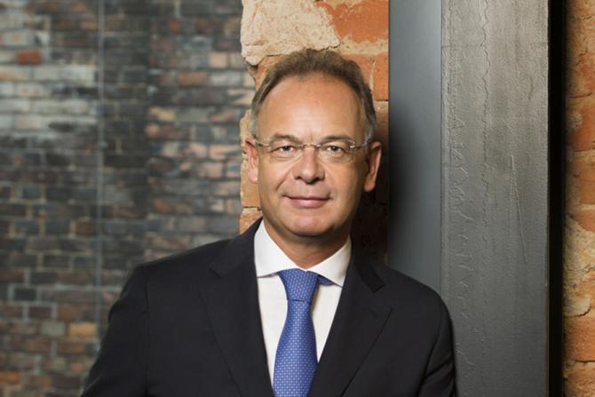 CEO Heimo Scheuch