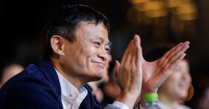 Fondatorul Alibaba, Jack Ma