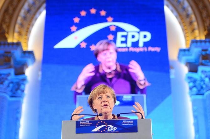 Angela Merkel a obținut sprijinul Franței pentru proiectul Nord Stream 2