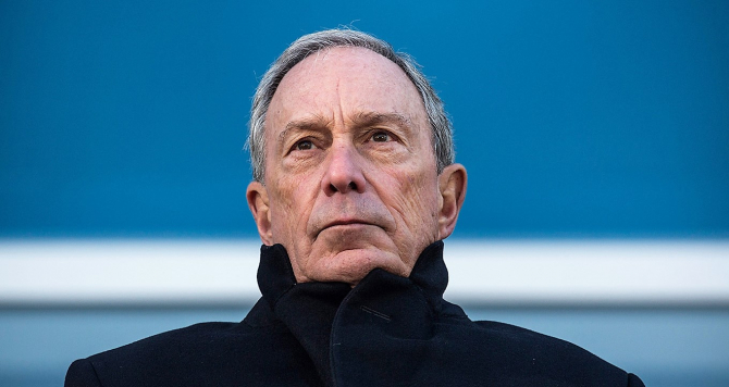 Miliardarul Michael Bloomberg nu îl mai vrea pe Donald Trump