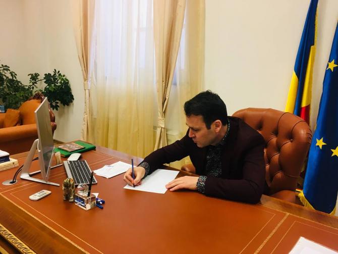 Robert Negoiță, primarul sectorului 3