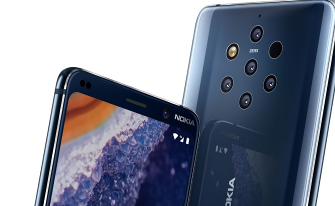 Nokia 9 Pure View