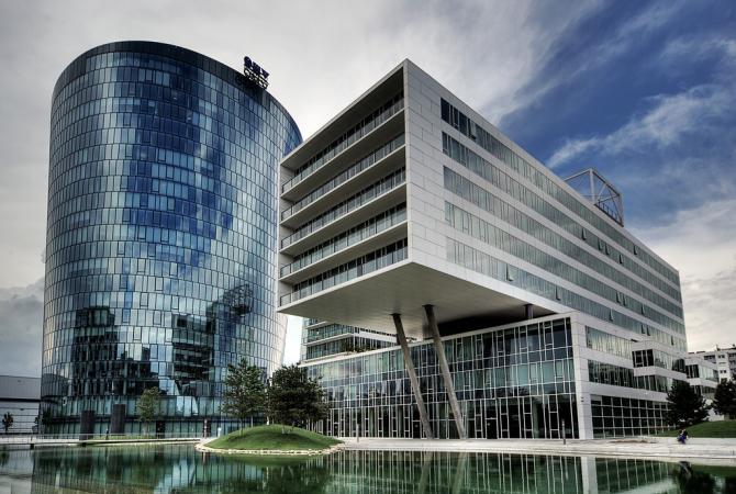 Sediul central al OMV din Viena